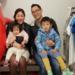 Alex Prasetya and family
